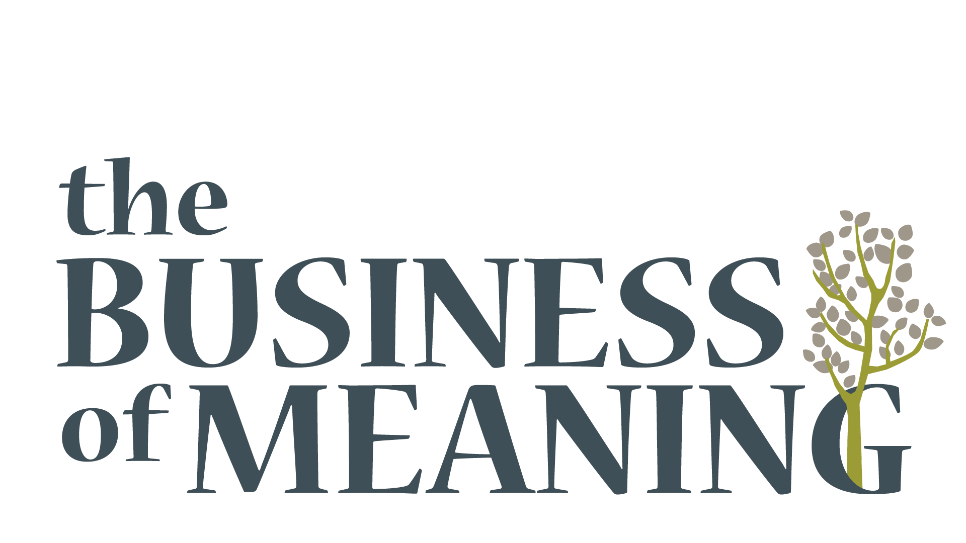 The Business of Meaning